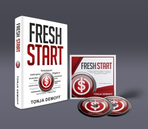 FRESH START CD COVER