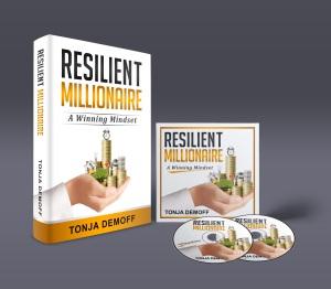 RESILIENT MILLIONAIRE CD COVER