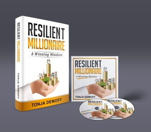 RESILIENT MILLIONAIRE CD COVER