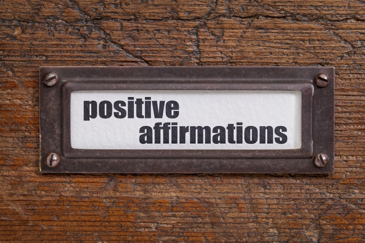 Build The Life You Want, One Affirmation At A Time